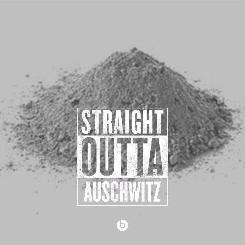 straight outta auschwitz is it funny or offensive