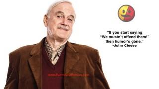 John Cleese on Humor