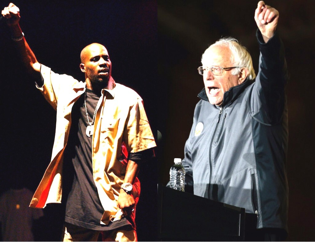 Bernie Sanders Uses Profanity-Laced DMX Song at Rally