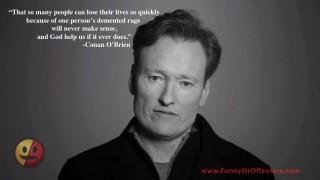 Conan O'Brien on Orlando
