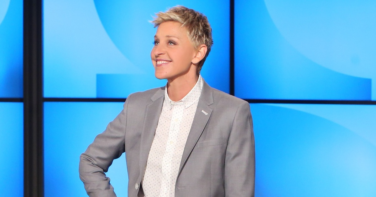 Ellen Degeneres and Warner Bros. Sued for Boob Joke