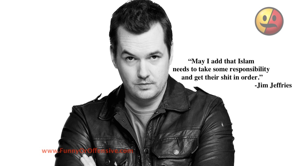 Jim Jeffries on Orlando