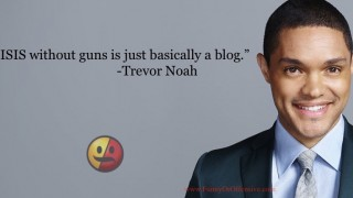 Trevor Noah on ISIS and Guns
