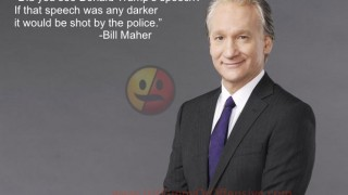 Bill Maher on Donald Trump RNC Speech