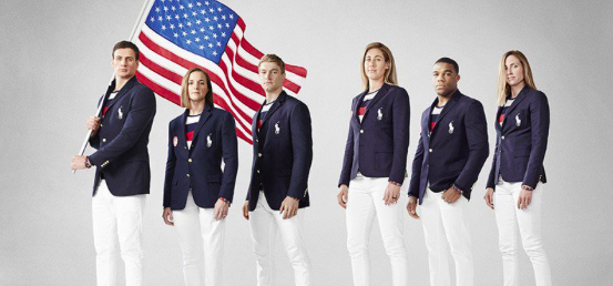 0ba51632e8e9 USA Olympic Outfits Criticized For Resemblance to Russian Flag