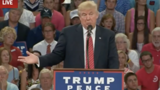 Donald Trump Calls On Second Amendment People To Stop Clinton