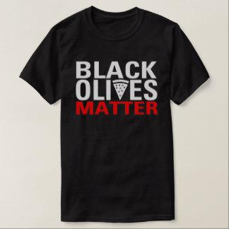 Black Olives Matter