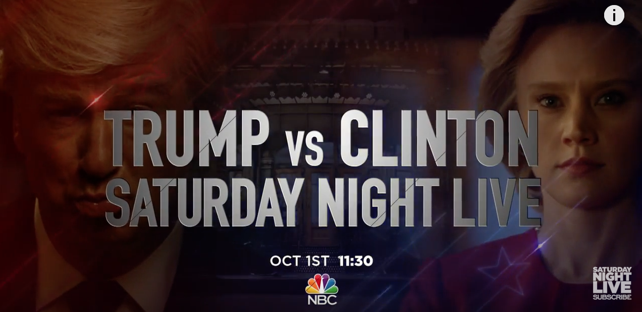 Alec Baldwin Becomes Donald Trump For SNL Season Premiere