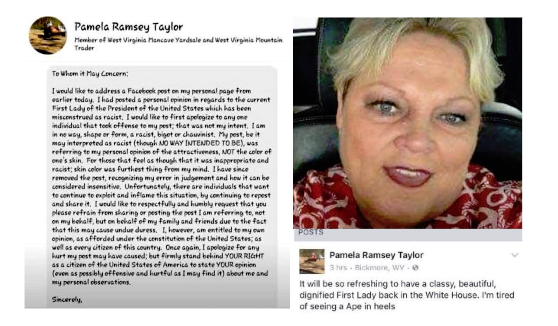 """West Virginia Officials Resign After Calling Michelle Obama """"Ape in Heels"""""""