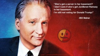 Bill Maher on Hillary Clinton's Private Server
