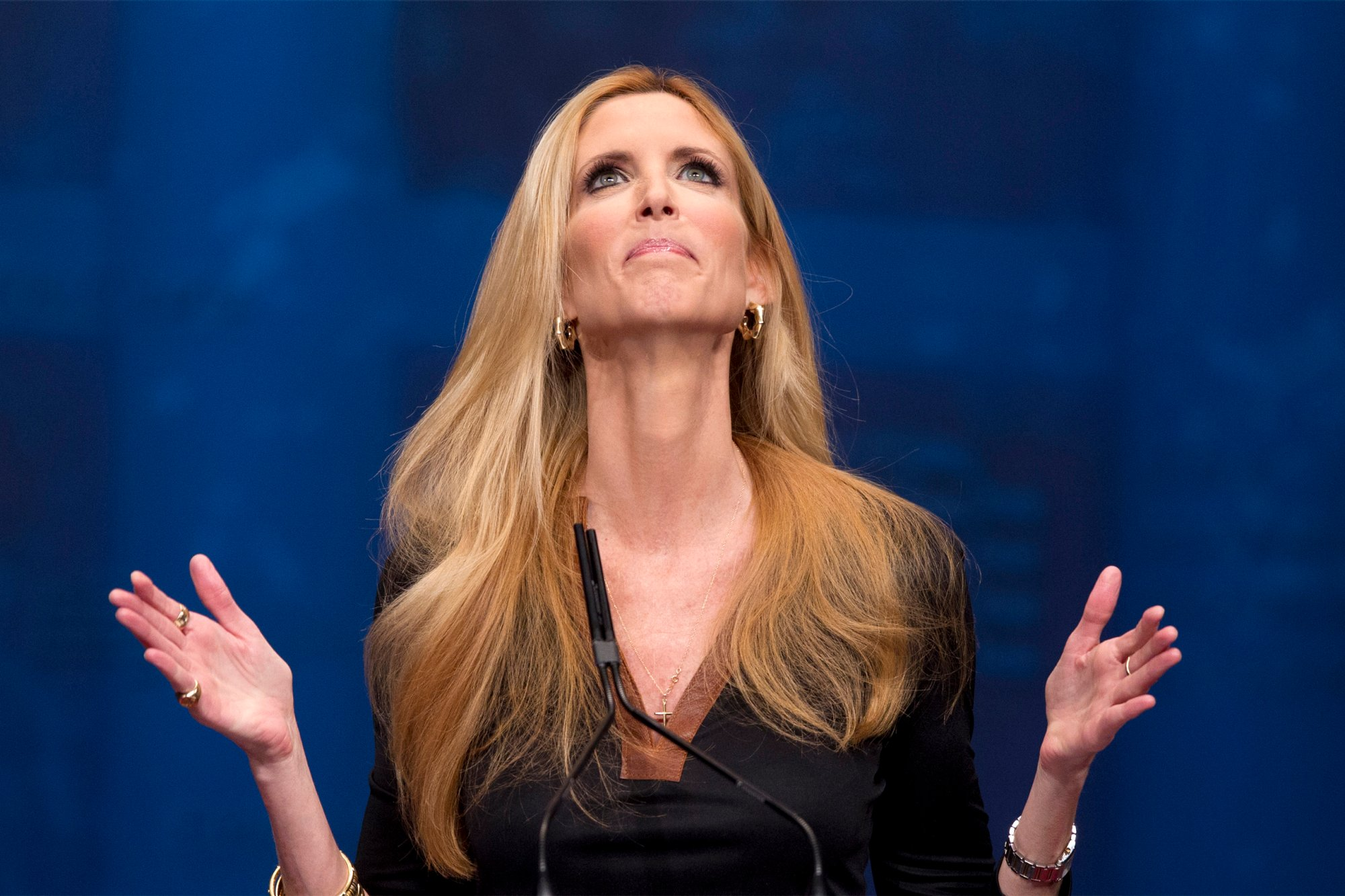"""Ann Coulter: """"Without Fat Girls, There Would Be No Protests"""""""