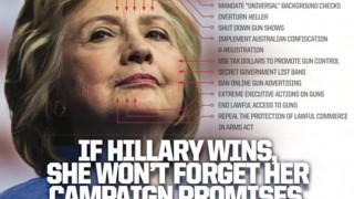 Sen. Richard Burr Jokes About Bullseye on Hillary Clinton