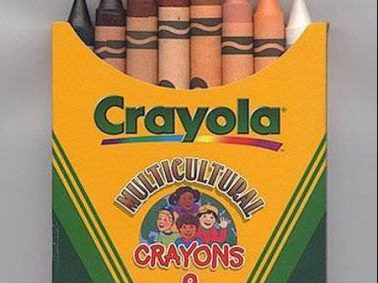 Multicultural Crayons Is It Funny Or Offensive