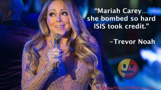 Trevor Noah on Mariah Carey