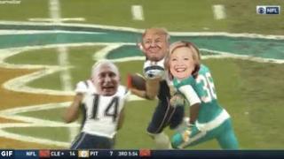 Putin Knocks Out Hillary, Trump Scores