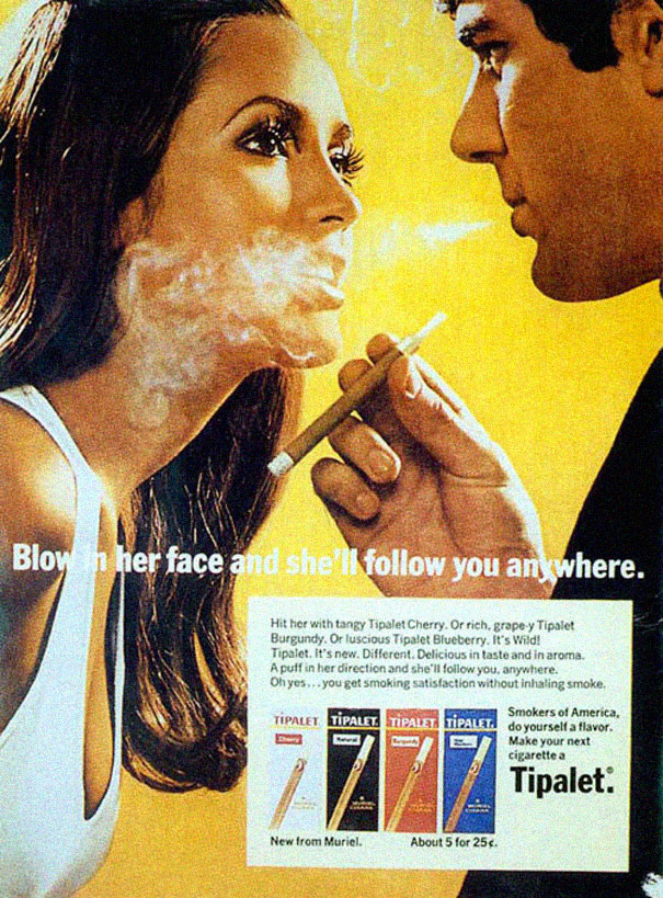20 Shocking Old-School Ads That Would Be Banned Today