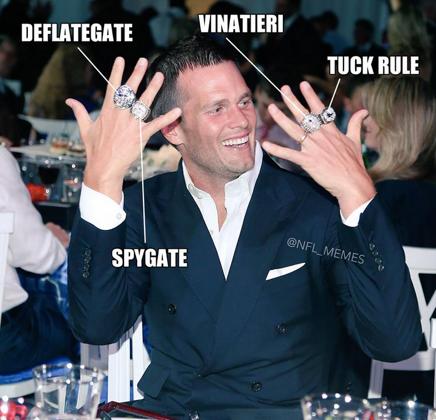 Tom Brady Memes Well: Outrageous Jokes Before Super Bowl Sunday