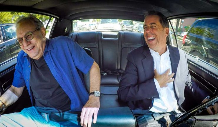 Jerry Seinfeld Blasted for Black Lives Matter Joke