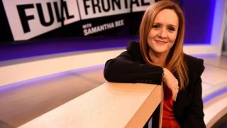 "Samantha Bee Apologizes to Cancer Patient for ""Nazi Hair"" Joke"