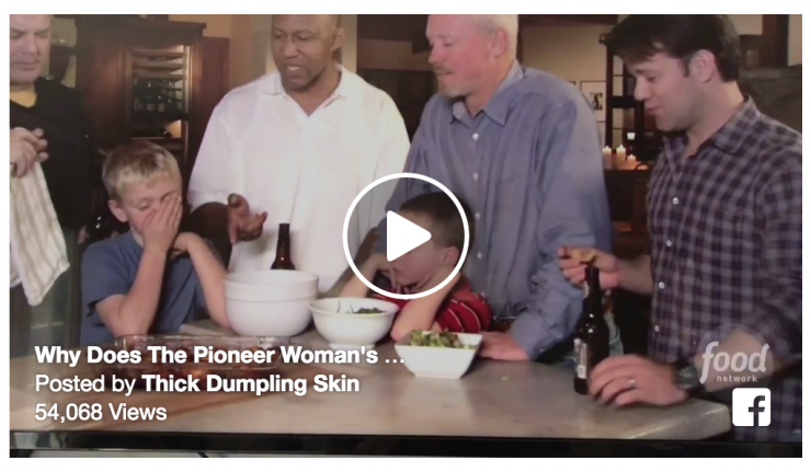 Food network asian wings prank gets sweet and sour reaction forumfinder Image collections