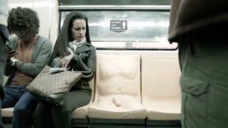 Mexico City Metro Now Has A Penis Seat To Combat Sexual Harassment