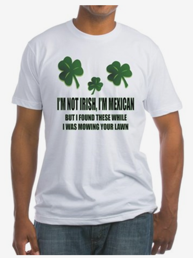 10 Outrageous St. Patrick's Day T-shirts For The Irish And The Irish-ish