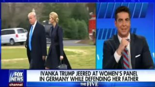 Fox News' Jesse Watters Slammed For Alleged Ivanka Trump Oral Sex Joke