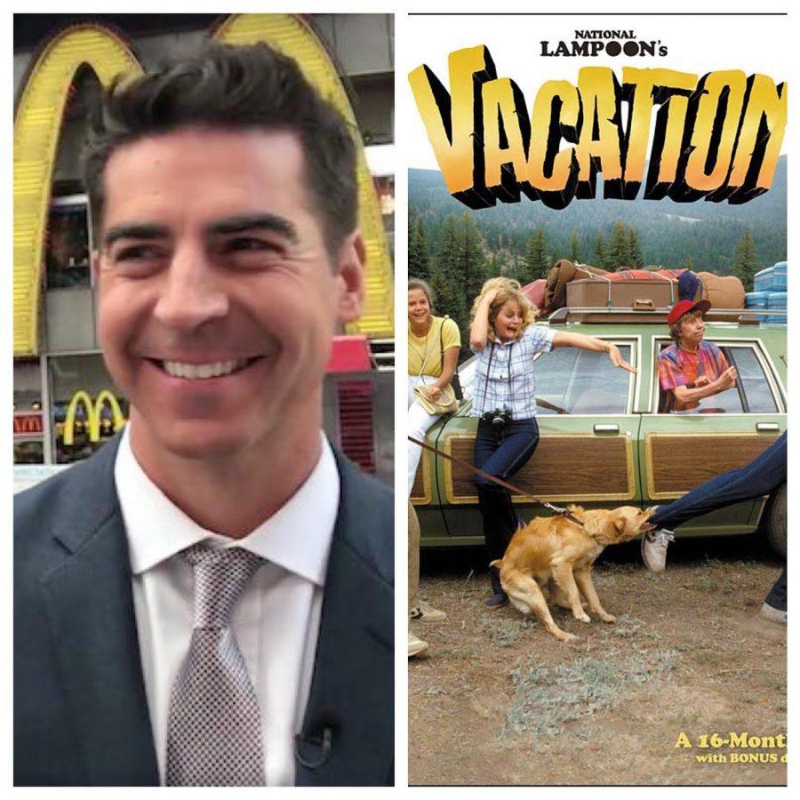 Jesse Watters Going On Vacation After Ivanka Trump BJ Joke