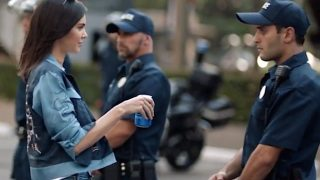 Pepsi Faces Backlash For Protest Ad Framing Kendall Jenner, Can Of Soda As Heroes