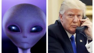 Immigration Hotline Flooded With Prank Calls About Space Aliens