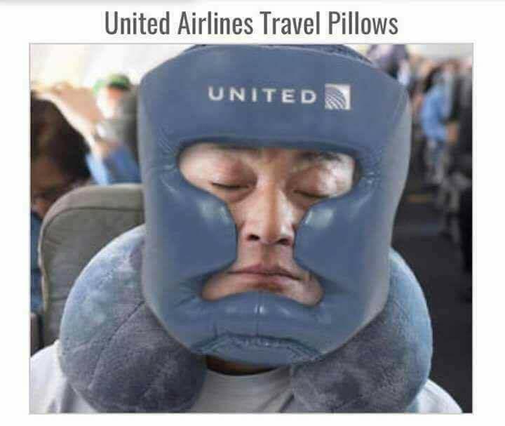 United Airlines PR Fiasco Memes Well