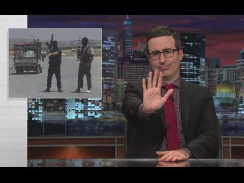 Russian Opposition Activist Fined For Sharing Comedian John Oliver's Clip