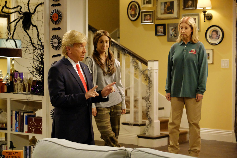 Conservatives Call For ABC Boycott After Cancelling Tim Allen's Last Man Standing
