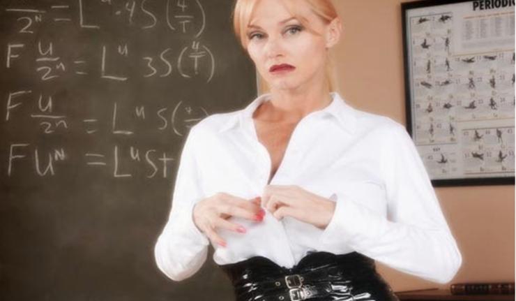 Blackboards In Porn