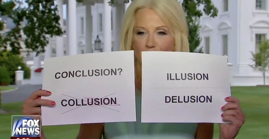 Top 13 Meme Responses to Kellyanne Conway Use of Visual Aids