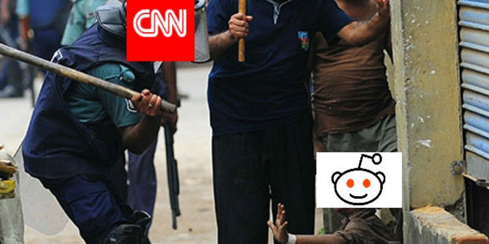 CNN vs Memes: The Battle For Story and Safety