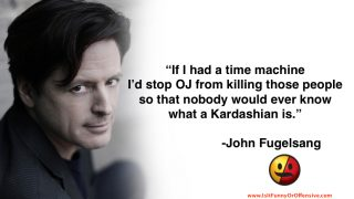 John Fugelsang on OJ Simpson