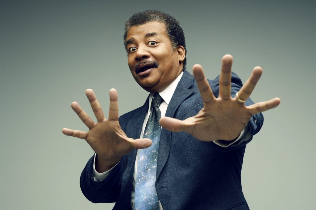 Neil deGrasse Tyson on the First Amendment