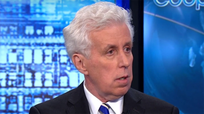 CNN Fires Jeffrey Lord Over Nazi Tweet