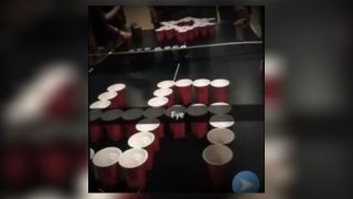 High School Students Suspended After Jews vs Nazi Beer Pong