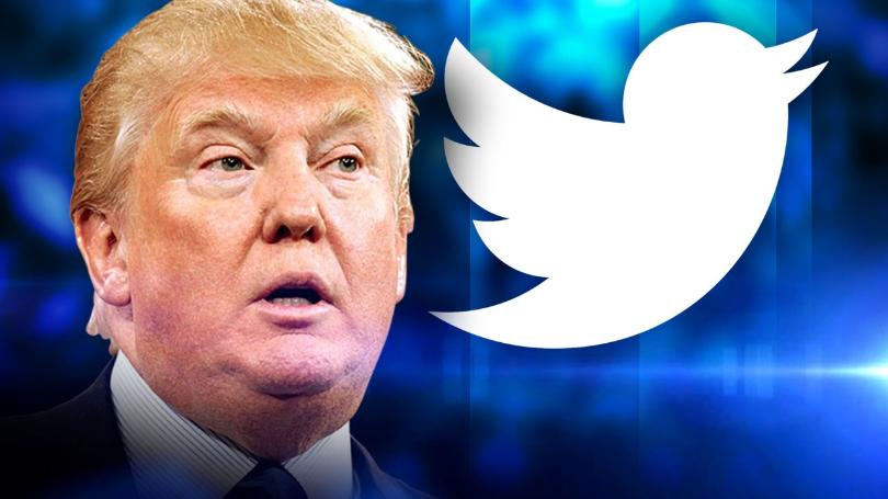President Trump Tweets Meme Of Train Hitting CNN Reporter
