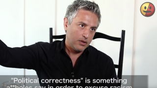 Reza Aslan on Religion and Humor
