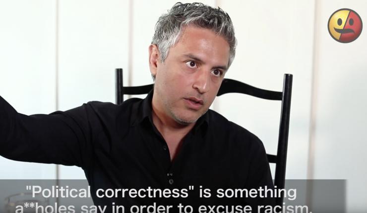 Reza Aslan on Religion and Humor