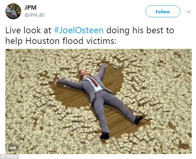 Mocking Memes: The Joel Osteen Hurricane Harvey Edition