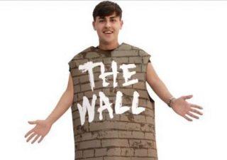 """The Wall"" Halloween Costume"