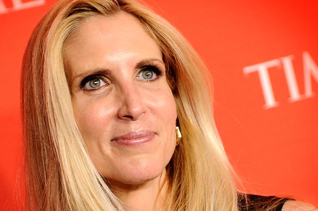 Ann Coulter on the Boundaries of Humor