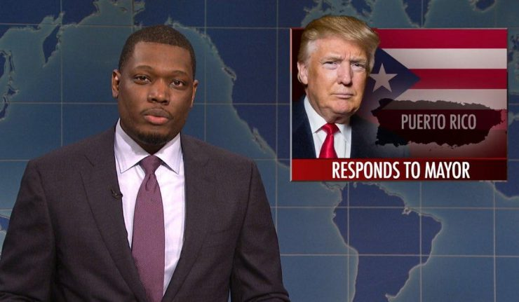 SNL Calls Trump A 'Bitch' and 'Cracker' in Season Premiere (VIDEO)