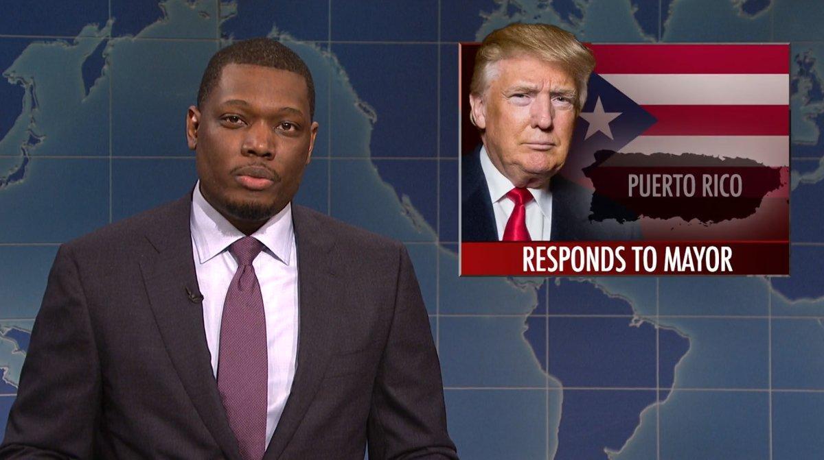 SNL Calls Trump A 'Bitch' and 'Cracker' in Season Premiere (VIDEO)