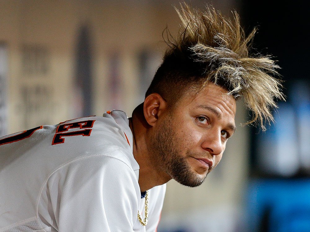 Astros' Yuli Gurriel Receives 2018 Five-Game Suspension After Racist Gesture