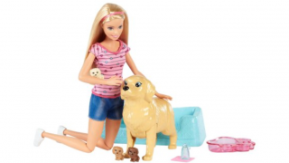 PETA Barking Mad Over Dog Breeder Barbie